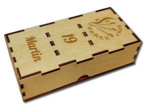 Krabička na šipky