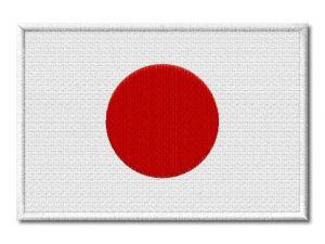 MAXI vlaječka Japonska