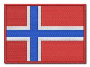 MAXI vlaječka Norsko