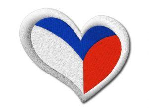 České srdce