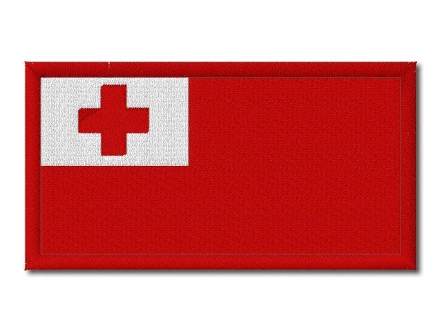 nášivka vlajka Tongo