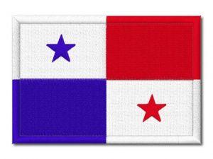 Nášivka vlajka Panama