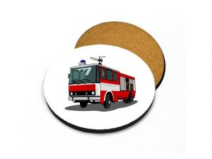Podtácek hasiči