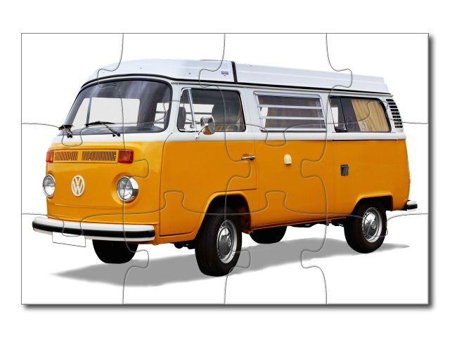 puzzle Minivan 12 dílků