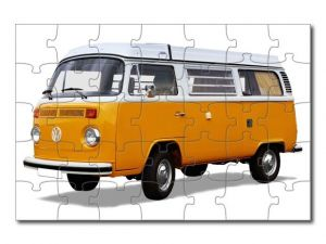 Puzzle A4 Minivan