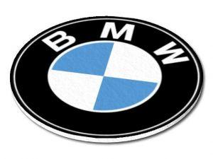 Filcový podtácek BMW