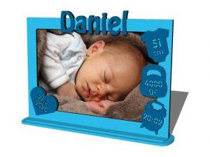 Fotorámeček 22 novorozenecký