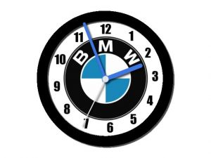 Kombi Hodiny BMW