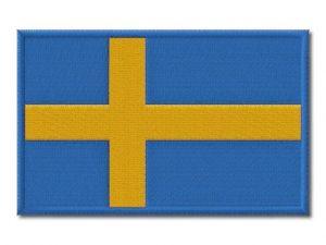 MAXI vlaječka Švédska