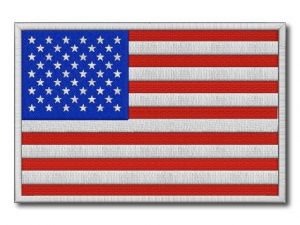 MAXI vlaječka USA