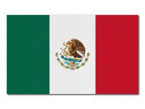 Mexická vlajka
