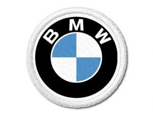 Nášivka BMW tisk