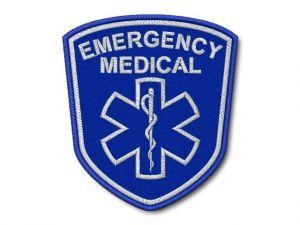 Nášivka Emergency Medical