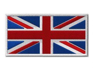 Nášivka Vlajka Velké Británie