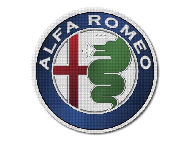 Nažehlovačka Alfa Romeo