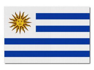 Uruguayská vlajka
