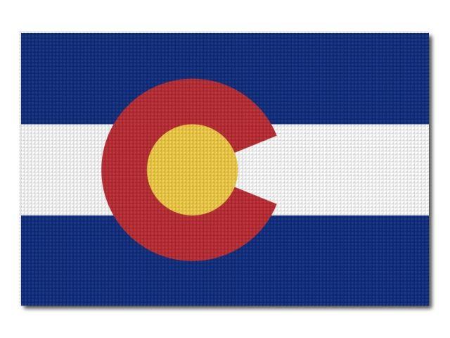 vlajka Colorado