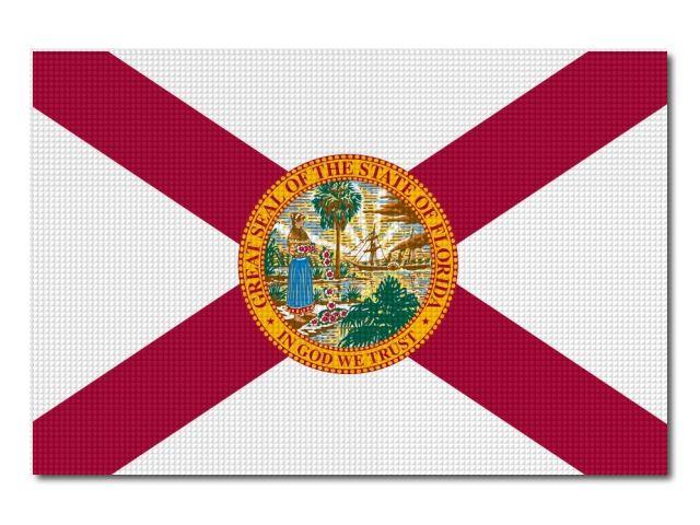 Vlajka Florida