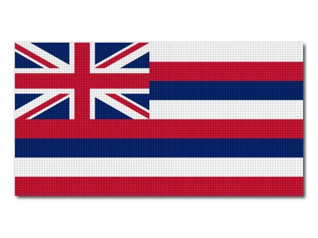 vlajka Hawaii