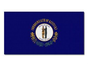 Vlajka Kentucky