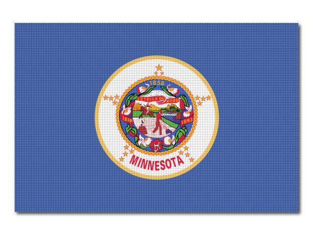 vlajka Minnesota
