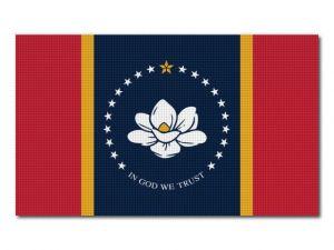 Vlajka Mississippi