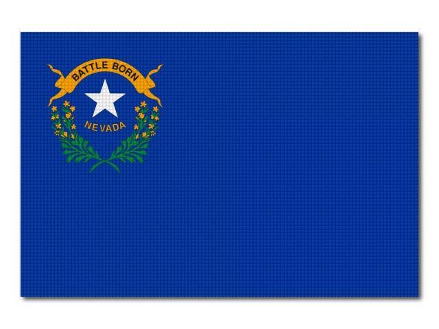 vlajka Nevada