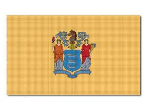 Vlajka New_Jersey