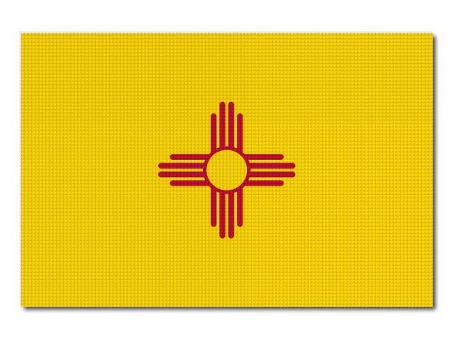 vlajka New_Mexico
