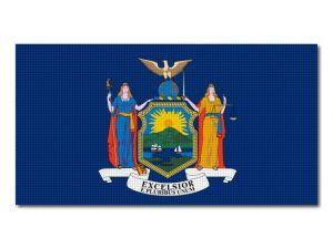 Vlajka New_York