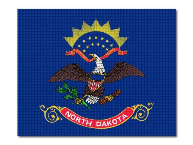 vlajka North_Dakota