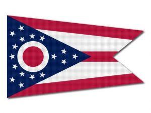 Vlajka Ohio