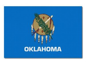 Vlajka Oklahoma