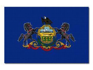 Vlajka Pensylvanie
