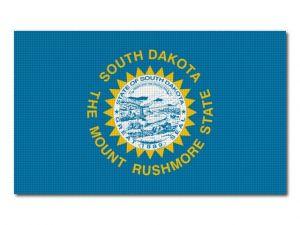 Vlajka South_Dakota