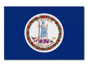 Vlajka Virginia