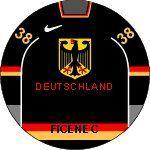 Potisk Německo