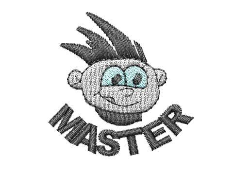Výšivka Master