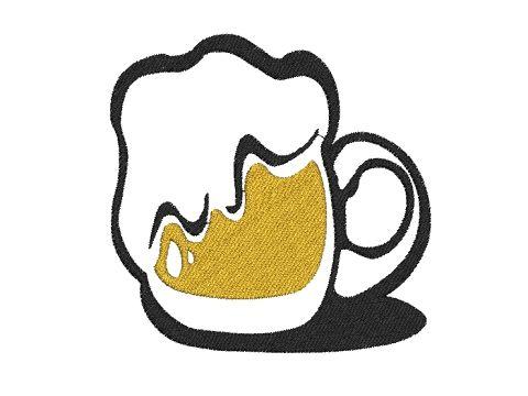 Výšivka Pivo 2