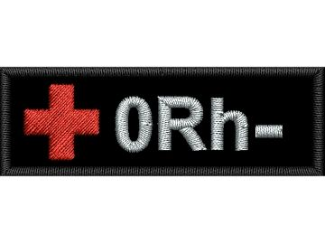 Krevní skupina 0Rh-
