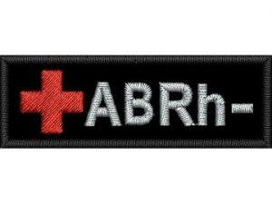 Krevní skupina ABRh-