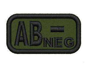 Krevní skupina AB neg